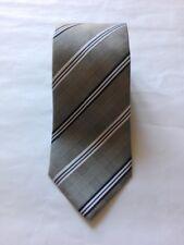 St SAINT ANDREWS HAND MADE in ITALY man tie cravatta uomo 100% SILK