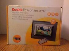 (2039) Kodak Easy Share SV710 Digitaler Bilderrahmen-Niob