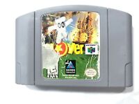Glover NINTENDO 64 N64 Game Tested + WORKING & Authentic!