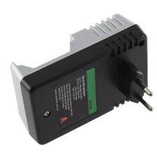 110V-240V Rechargeable Battery Wall Charger AA AAA 9V Ni-Mh Ni-Cd EU Plug