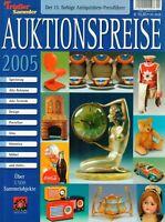 AUKTIONSPREISE - Magazin Heft Flohmarkt Antiquitäten Auktionen 2005 - B15071