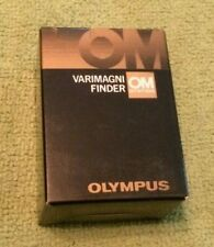 Olympus OM Systems Varimagni Finder New in BOX  Japan Rare