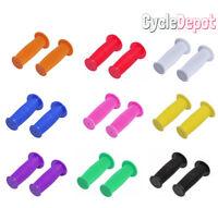 "NEW Mushroom 12""-16"" Kids Handlebar GRIPS Bicycle Lowrider Cruiser ALL COLORS"