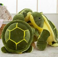 Cute Giant Huge Tortoise Turtle Plush Doll Stuffed Animal Soft Toy Pillow Gifts