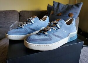 Coach Women's Citysole Court Sneakers G5044 Bluebell SIZE: US9