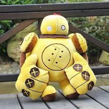 Cute League of Legends LOL Blitzcrank Soft Plush Stuffed Toy Figure Doll Game Gi