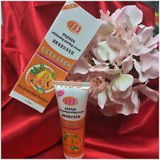 12 JJJ Papaya Whitening Peeling Cream Skin Instant Exfoliator Gel Skin Whitening