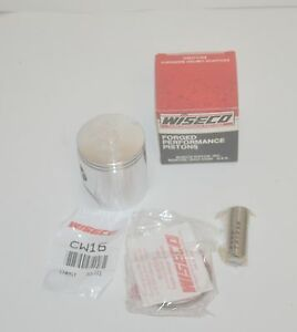 WISECO 236M05800 PISTON Yamaha DT125 MX125 IT125 AT2 AT Last Overbore