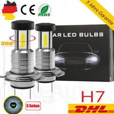2× 360° H7 Auto LED Scheinwerfer Lampen Kit Hi- Lo Xenon 6000K IP68 Canbus 12V