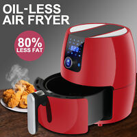 Kitchen Healthy Appliance Deep Air Fryer Touch Screen Temperature Control 3.7Qt