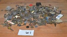 Estate find 10 lbs keys coins collectibles watch knife replicas token & more lot