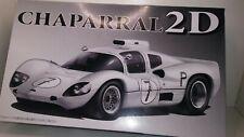 Chaparral 2D Model Kit