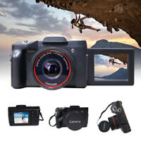 16MP Digital Video Camcorder Vlogging Full HD 1080P Recorder for YouTube Camera