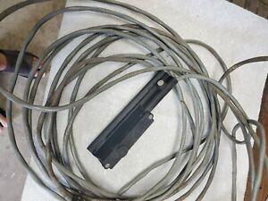 thermal arc tig welding power 0n/0ff amperage control switch
