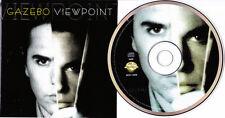 GAZEBO ● Raro CD ● VIEWPOINT ● I LIKE CHOPIN, MASTERPIECE ● Italo DISCO 1999