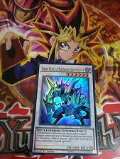 Carte Yu-Gi-Oh! Sirius Bleu, le Seigneur Loup Céleste MP14-FR183 Ultra Française