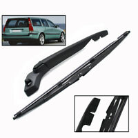 Windshield Wiper Rear Window Arm Blade For Volvo V70 XC70 9483166 9154526 00-03