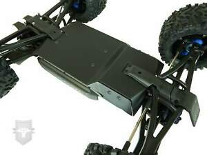 T-Bone Racing Chassis Skid & Servo Covers - Traxxas 2.0 E-Revo - 62185