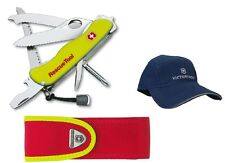 VICTORINOX SWISS ARMY Rescue Tool KNIFE Free Base Cap  35590
