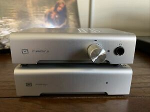 Schiit MANI Phono Preamp for MC and MM cartridges. Schiit Magni  Headphone Amp