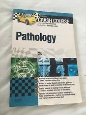 Crash course: Pathology by Philip Xiu (Paperback / softback) ACCEPTABLE Free P