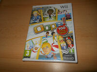 OOPS 100 PARTY GAMES - NINTENDO WII pal version  NEW & SEALED