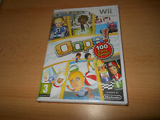 Oops 100 Party Juegos - Nintendo Wii ex estado