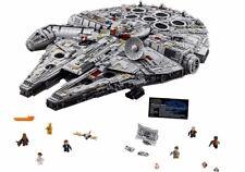 MILLENNIUM FALCON UCS 2017 - COMPATIBILE LEGO 75192 - STAR WARS - GLS 3-5 GG/DHL