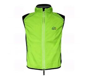 For Bicycle Cycling Bike Riding Sports Vest Wind Protect Windvest Sleeveless