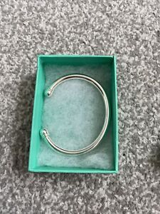 Childs Sterling Silver Bangle