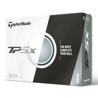 3 Dozen New TaylorMade Tour Preferred TP5x Golf Balls White