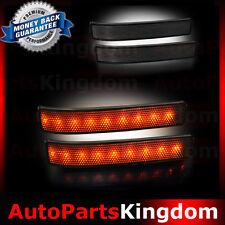 FORD 09-14 F150 Side Mirror Running Light+Turn Lights LED+Smoke Lens Reflector