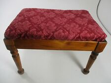 Antique/vintage foot stool