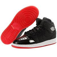 Nike Air Jordan 1 Retro 95 TXT GS 616370-001 Black Red White Bred NEW