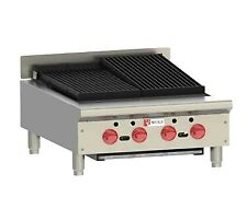 Wolf Acb25 Countertop Gas Charbroiler
