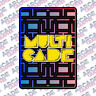 Multicade Fade Series Arcade Cabinet Game Graphic Artwork Sideart