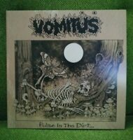 VOMITUS Pulse In The Dirt dbl LP SUTIMOV doom crust grind punk dystopia nausea