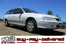 LOW KM 2001 VX Acclaim Wagon Ecotec V6 Tailgate Boot J073 White VT - KLR