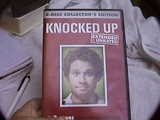 knocked up dvd extended and unrated 3 hours of bonus features 2 disc collector's