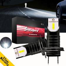110W 26000LM H7 CSP Chip LED Scheinwerfer Kit Birnen DRL Leuchte Lampen Weiß 6K