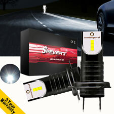 H7 110W 26000LM LED Headlight kit 6000K Bulbs Lamps Globes for Focus Audi Opel