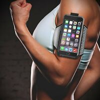 "iPhone 6 Plus 5.5"" Armband & Sport Case (2 pc set, includes) Encased Click-N-Go"