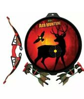 Zing Air Hunterz Z Curve Bow Target Pack