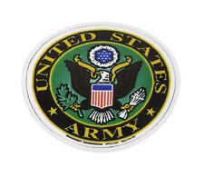U.S. Army Emblem Usa Military Mini Magnet (Car / Fridge / Other)