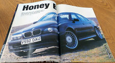 BMW Car 2000 Hartge V8 E39 touring BMW Z3 M roadster E46 330d E39 Alpina B10 3.3