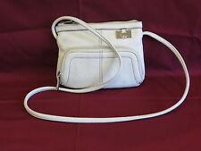 Tignanello White Leather Cross Body - GR8!