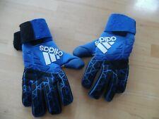 Adidas Torwarthandschuhe Gr. 7 blau