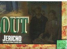 Jericho Season 1 Fallout Chase Card F3