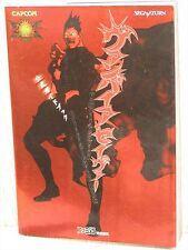 VAMPIRE SAVIOR Official Guide Sega Saturn Book AP5x*
