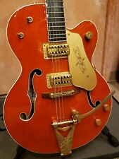 Gretsch G6120 Chet Atkins Hollow Body With Hard Shell Case Ship World Wide